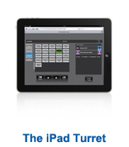 ipTrade iPad Turret